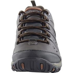 Columbia Peakfreak Woodburn II Shoes waterproof Men, cordovan / cinnamon
